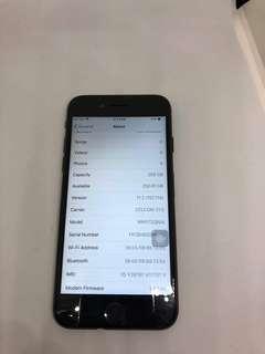 Iphone 7 256gb fullset