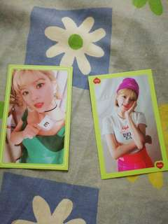 TRADING what is love jeongyeon pc