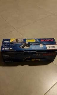 """BOSCH GWS Professional 7-100 4"""" Angle Grinder"""