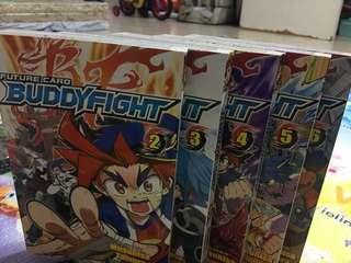 Future Card Buddy Fight Manga