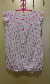 🚚 Carter's 寶寶包屁衣嬰兒外出連身衣家居服居家服休閒服可愛服裝