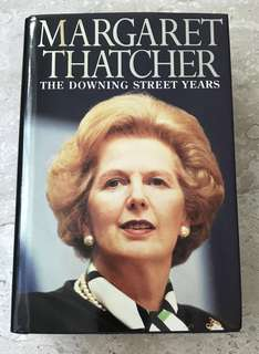 Margaret Thatcher - The Downing Street Years