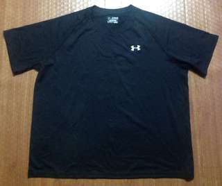 Under Armour Heatgear Tshirt Authentic