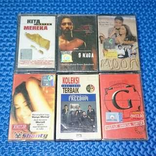 🆕 Assorted Cassettes Melayu