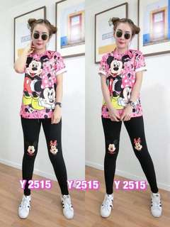 Minnie Mouse Top & Pants