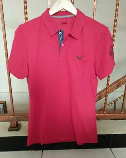 T-shirt S.Oliver kerah (polo shirt)