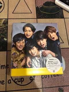 Arashi - Are You Happy (LE)