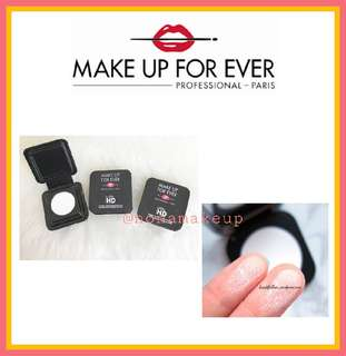 SAMPLE SIZE MAKEUP FOREVER MICROFINISHING PRESSED POWDER