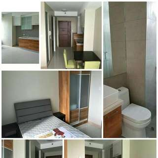 Pre-selling Semi Furnished Condominium in Mandaluyong Near Makati