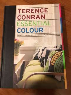 Essential Color: basic guide to home design , decoration and furnishing