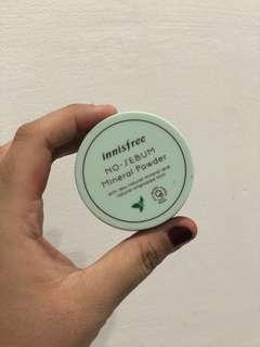 No Sebum - mineral powder