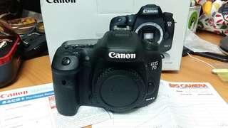 Canon 7D MARK II 98%新淨