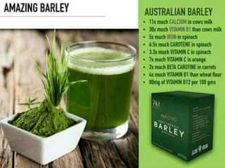 Amazing Barley