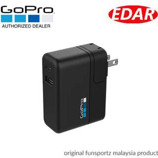 GOPRO SUPERCHARGER (INTERNATIONAL DUAL-PORT CHARGER) ««ORIGINAL & OFFICIAL FUNSPORTZ»»