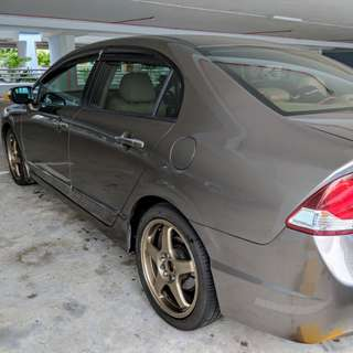 Honda Civic 1.8 Manual VTi-S