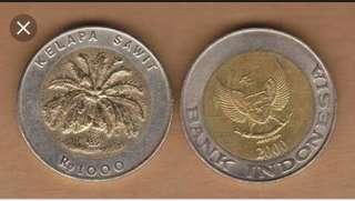 Uang kuno kelapa sawit harga bisa nego