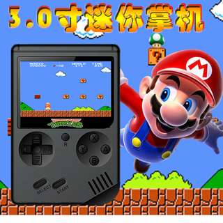 Q3 Retro168 Games  Portable Handheld Gaming Device