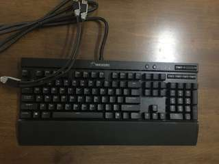 Corsair K70 Rapidfire Mechanical Keyboard Cherry MX