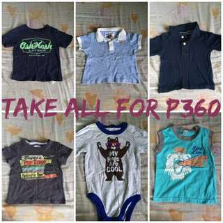 Take all for P360
