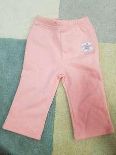 Oshkosh warm  pants 6-9months
