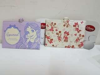 日本迪士尼票卡夾 迪士尼商店 日本帶回 特價出清