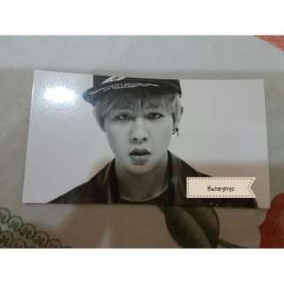 DGNA (The Boss) Injun - Chapter II Official Photocard