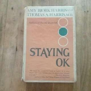 Staying OK