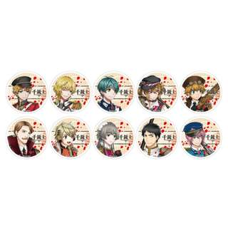 [PO] Acrylic Coaster Collection - Senjyushi Vol.1 10Pack BOX