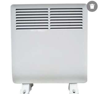 Waterproof convection heater   嘉儀防潑水電暖器