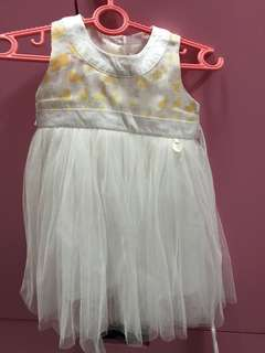 Baby dress trudy & teddy