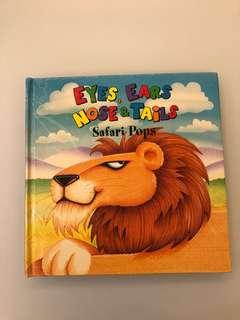 Safari Pops (Eyes, Ears, Nose & Tails