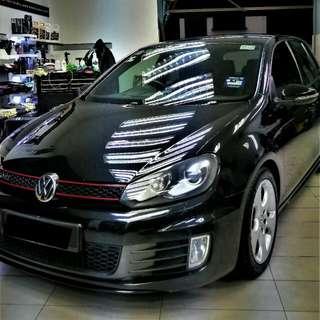 2010 Volkswagen Golf GTI 2.0 (A) MK6