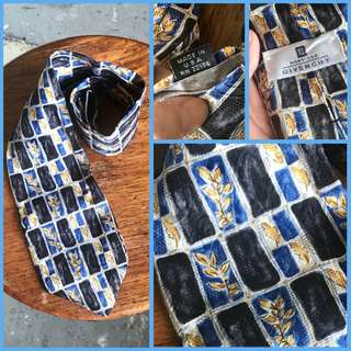 Givenchy Printed Necktie
