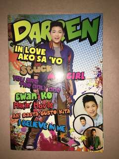 Darren Espanto Album (with autograph)