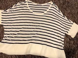 Zara stripes