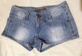 90% OFF! Meng sida jeans short