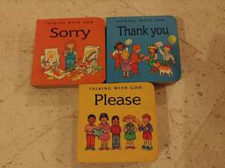 Prayer Books for Young