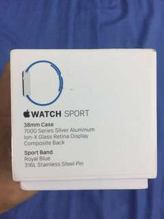 Apple Watch series1 38mm