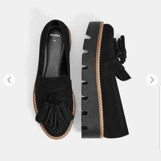Bershka Platform Loafer