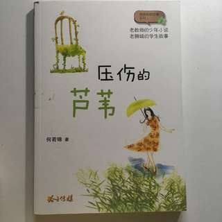 Chinese Book 压伤的卢微