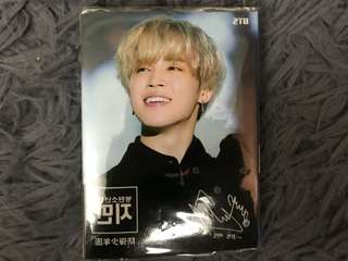 READYSTOCK 4 STICKY NOTES BTS JIMIN