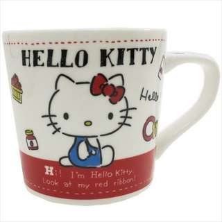三麗鷗HELLO KITTY凱蒂貓馬克杯 咖啡杯 陶瓷杯 水杯 杯子