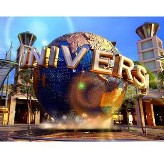 USS Universal Studios Singapore Adult E-Tickets