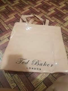 Ted Baker Shopping Bag