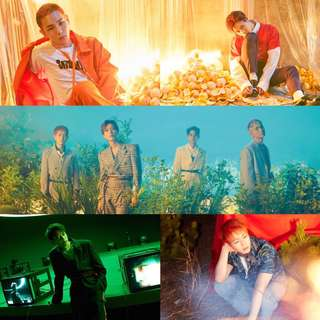 SHINee 最新專輯 The Story of Light 代購