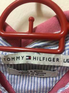 Tommy shirt girl