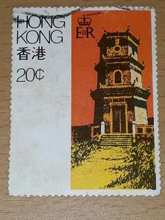 China hong Kong  stamps out of set