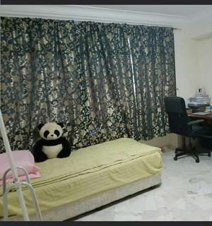 Spacious common room for rent, near tampines east MRT