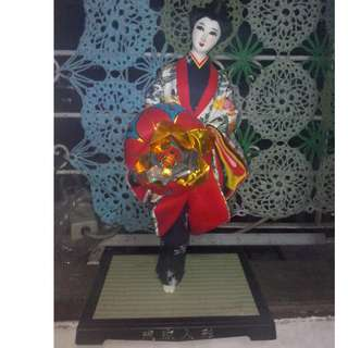 Lovely Geisha Doll