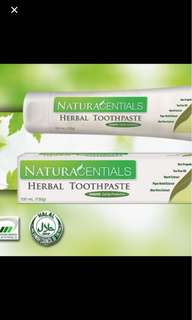 Herbal Toothpaste (Clearance Sale)
